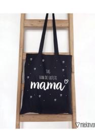 Tas  ' van de liefste mama '