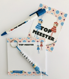 ' Top meester ' giftset B