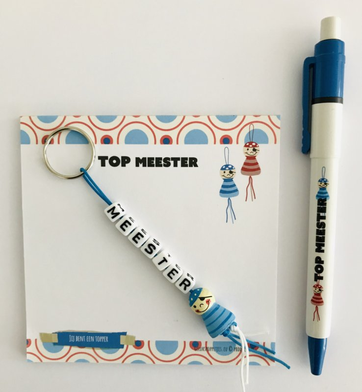 ' Top meester '  giftset A