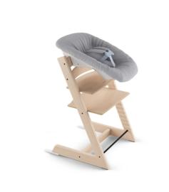 Tripp Trapp® Newborn Set met speelgoedhanger grey