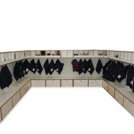 Maatwerk garderobe