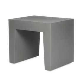 Concrete Seat Grey
