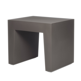 Concrete Seat Taupe