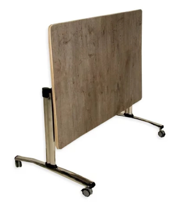 Ruimtebesparende klaptafel 160 decor