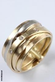 Een ring vol met dierbare herinneringen