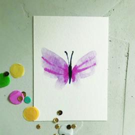 KAARTJE | vlinder