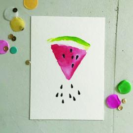KAARTJE | watermeloen