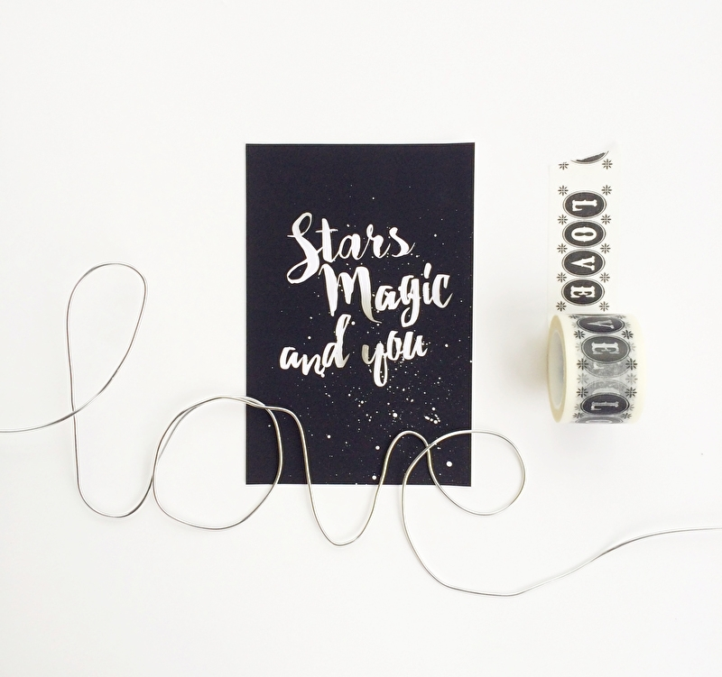 KAARTJE 'STARS, MAGIC AND YOU'