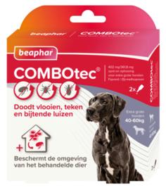 COMBOtec hond 40-60 kg 2 pipetten