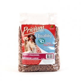 PQ Puppy Crackers Premium Large 2 kg