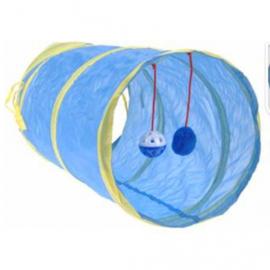 Speeltunnel blauw
