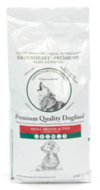 Greenheart Small Breeds (Glutenvrij) 1.5 kg