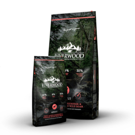 Riverwood Adult Free Range Reindeer & Venison with Wild Boar 2kg