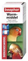 Beaphar Wormmiddel vogel 10 ml