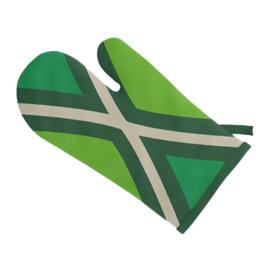 Achterhoekse vlag ovenwanten