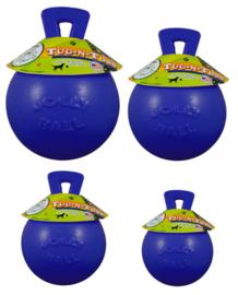 Jolly Tug-n-Toss Blauw 10 cm