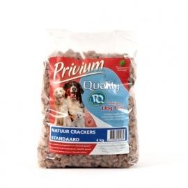 PQ Natuur Crackers Standaard 2 kg