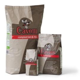 Cavom Lam en Rijst 5 kg
