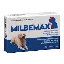 Milbemax voor honden
