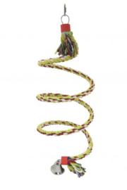 Bird Toy Spiral Swing Large
