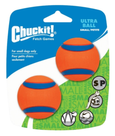 Chuckit Ultra Ball S 5 cm 2 Pack