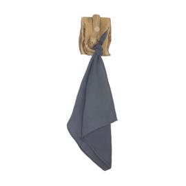 Teether Cuddle cloth stone grey