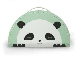 panda suitcase