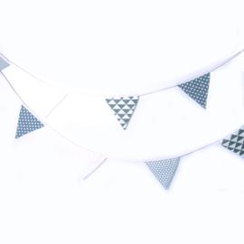 Vlaggenlijn stof MINI
