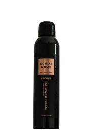 Scrub & Rub. Shower Foam Secret