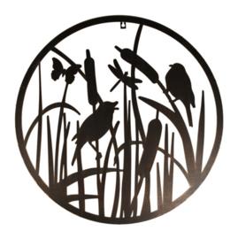 Tuincirkel vogeltjes
