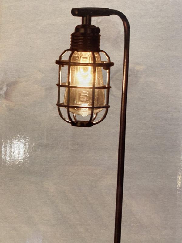 Solar lampje