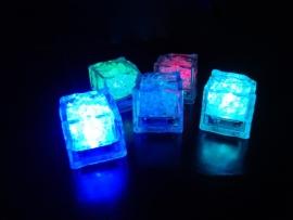 LED ijsklontjes - per 5 stuks