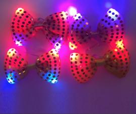 LED vlinderdas