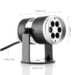 LED projectie lamp