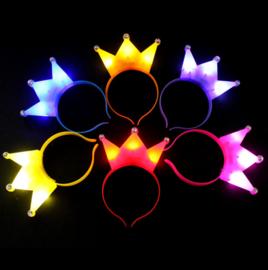 LED diadeem - Kroontje