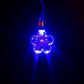 LED ketting - Bloem