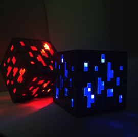 LED nachtlamp - Minecraft