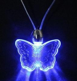 LED ketting - Vlinder