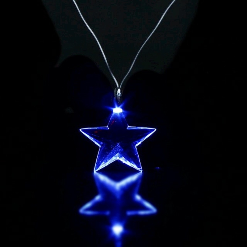 LED ketting - Ster