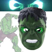 Hulk - LED masker