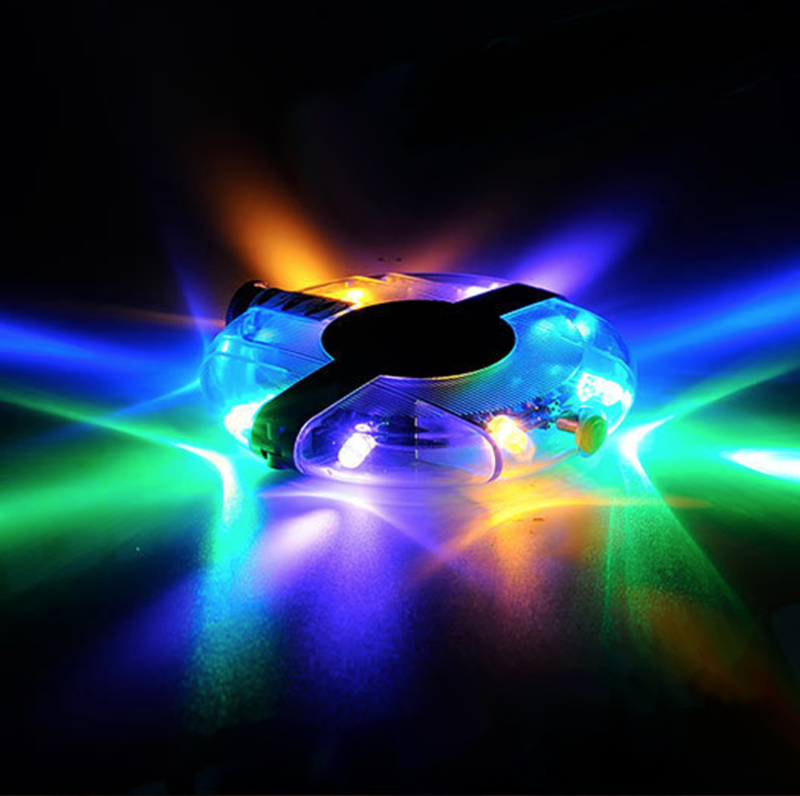 LED fietswielverlichting - UFO