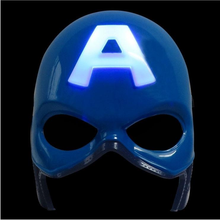 Captain America - LED masker