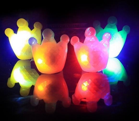LED ring - Kroontje