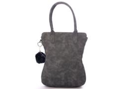 Madhura Bags Shopper Curvy Classic Grey