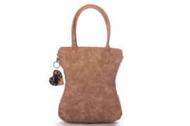 Madhura Bags Shopper Curvy Classic Camel