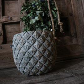 """Pot """"Cone"""" L (Ø23 cm)"""