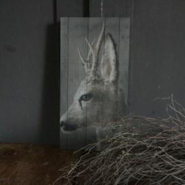 "Decobord ""Hertje"" (18x30 cm)"