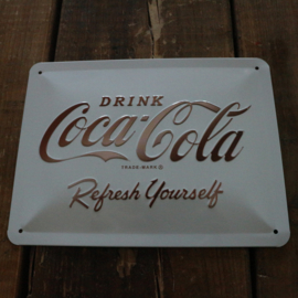 "Coca Cola Original ""Refresh""  (15x20 cm)"