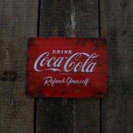 """Coca Cola Original """"1960""""  (15x20 cm)"""