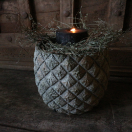 """Pot """"Cone"""" M (Ø19 cm)"""